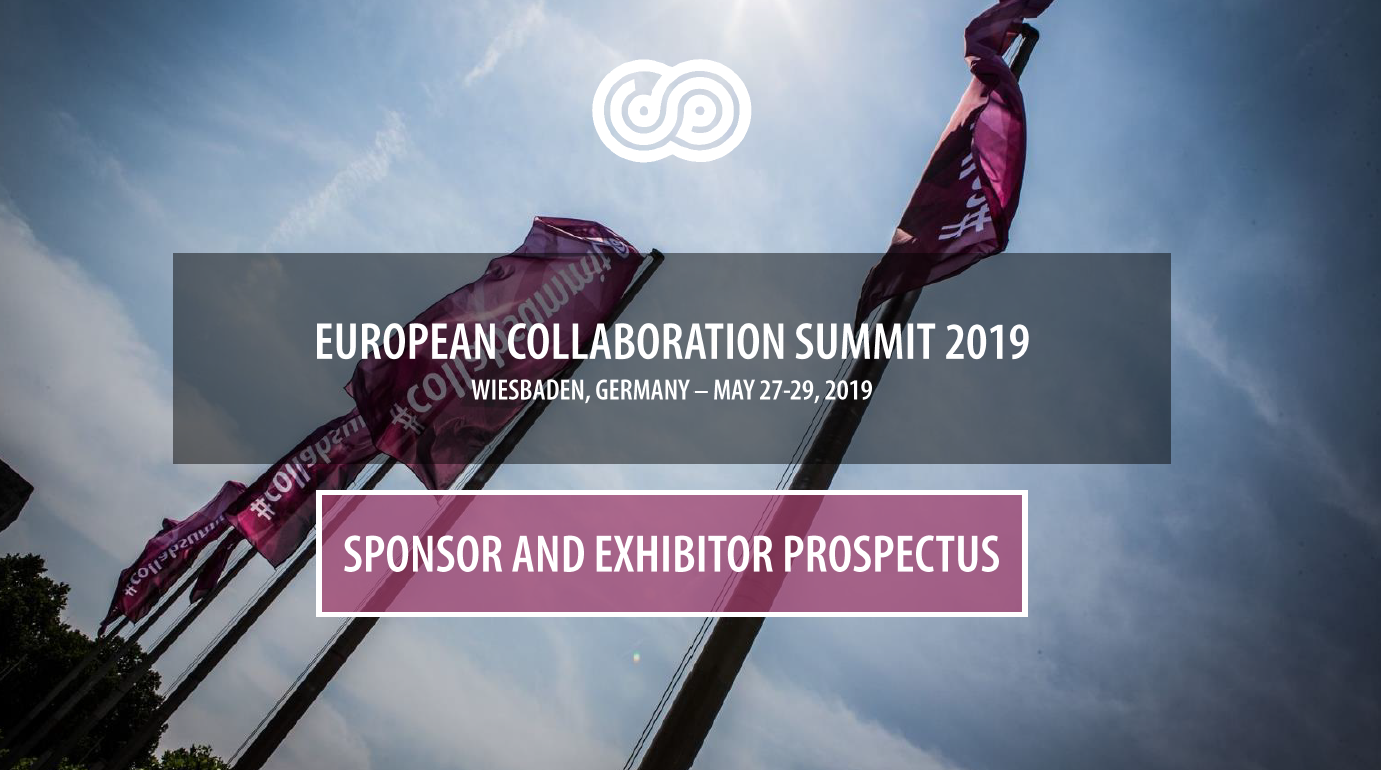 european collaboration summit2019